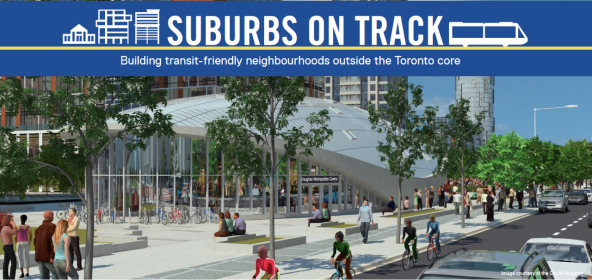 Getting the GTHA's Suburbs on Track