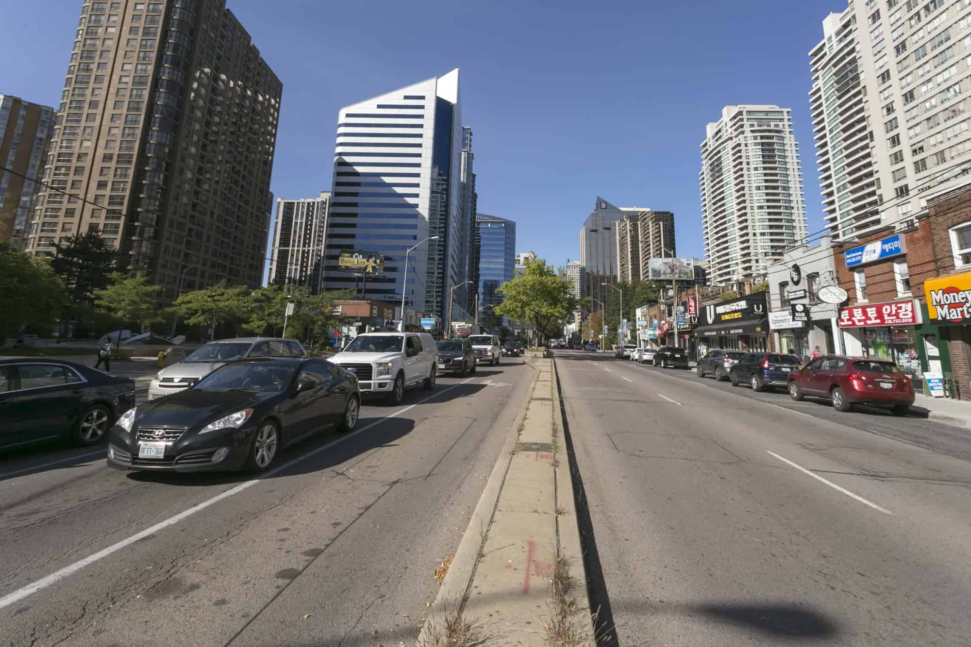 REimagining Yonge as a neighbourhood main street