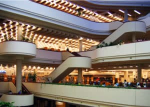 Atrium of the Toronto Reference Library