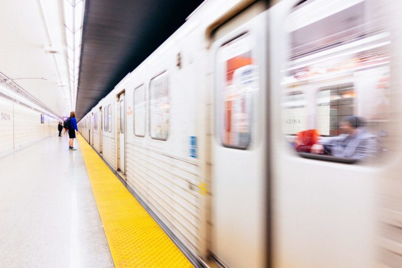 Free Transit, or Some Better Ideas – Ryerson City Building